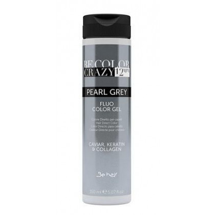 BE HAIR - BE COLOR CRAZY 12 MINUTES 150ML - PEARL GREY