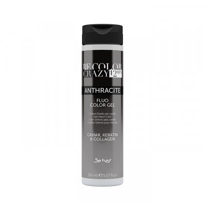 BE HAIR - BE COLOR CRAZY 12 MINUTES 150ML - ANTHRACITE