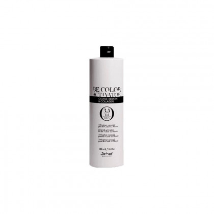 BE HAIR - BE COLOR - ACTIVATOR 3.5 VOLUMI 1000ML
