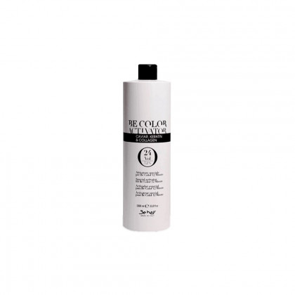 BE HAIR - BE COLOR - ACTIVATOR 24 VOLUMI 1000ML