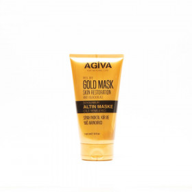 AGIVA PEEL OFF BLACK E GOLD MASK 150ML - Maschera facciale black