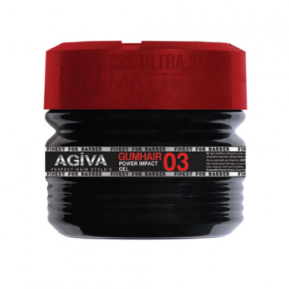 AGIVA HAIRGEL 03 GUM HAIR 500ML