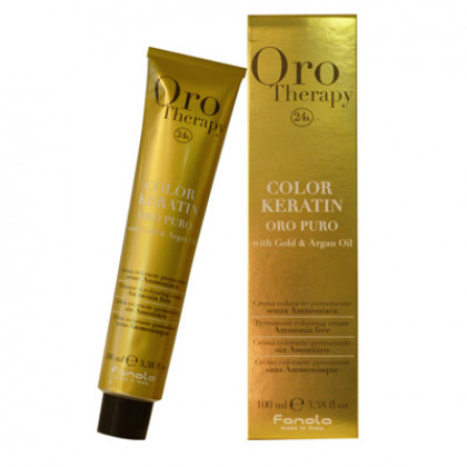FANOLA - ORO THERAPY COLOR KERATIN 100ML
