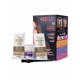 ECHOS LINE EASY LISS KIT 15ML+100ML+15ML